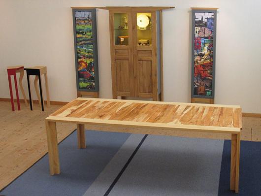 Een tafel van polderessen