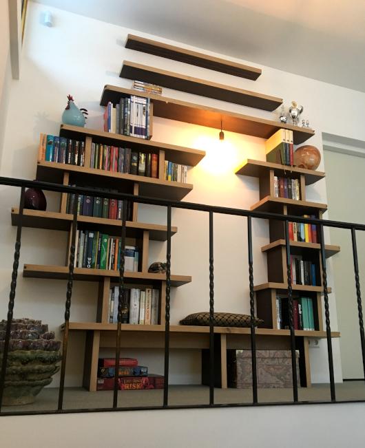 Recycleboekenkast