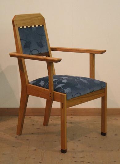 Een stoel voor Kasteel Heyendaal