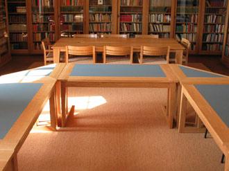 Inrichting van het Studiecentrum Soeterbeeck Fase 1: De Bibliotheek